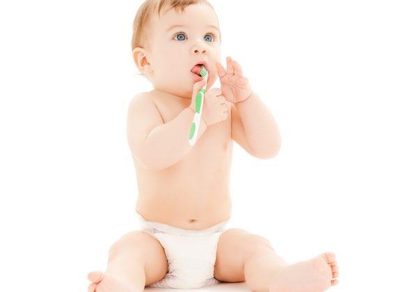 بهداشت دهان و دندان در نوزادان