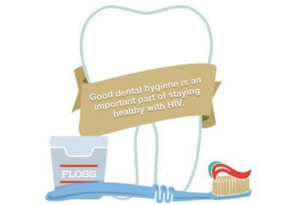 نکات بهداشتی دهان و دندان در مبتلایان به ایدز